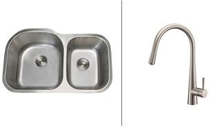 Ruvati RVC2553 Kitchen Sink