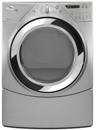 Whirlpool WGD9470WL Gas Duet Steam Series Gas Dryer