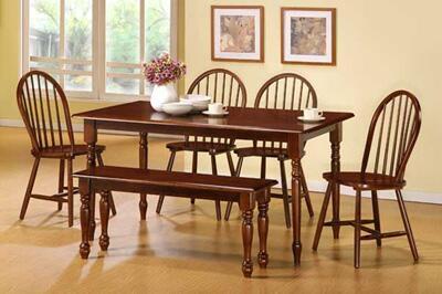 Bernards 5801  End Table