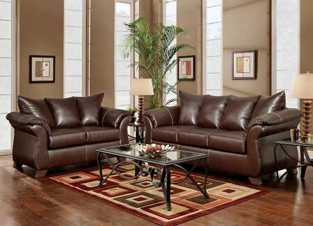 Chelsea Home Furniture 196703TMSL Armstrong Living Room Sets