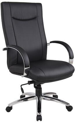 "Boss AELE75CBK 25"" Contemporary Office Chair"