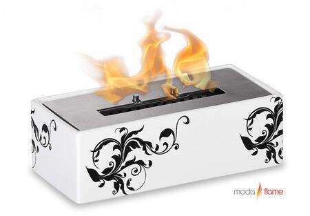 Moda Flame GF301804W  Bioethanol Fireplace