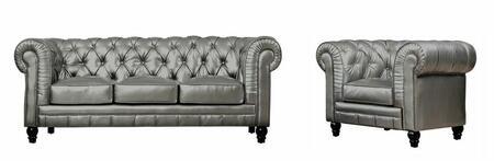 TOV Furniture TOVZAHARASETS Zahara Living Room Sets
