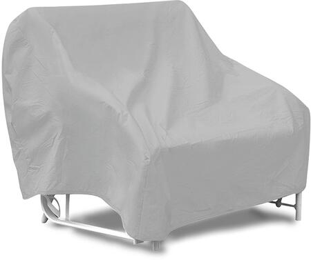 "PCI by Adco 78"" Three Seat Glider Cover with UV Treated, Secured with Velcro Ties, Water Resistant and Heavy Duty Vinyl Fabric in"