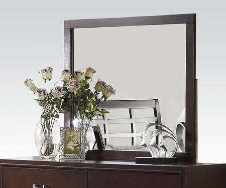 Acme Furniture 20094 Preston Series Rectangular Landscape Dresser Mirror