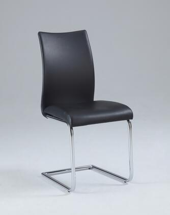 Chintaly JANESCXX JANE DINING Contour Back Cantilever Side Chair