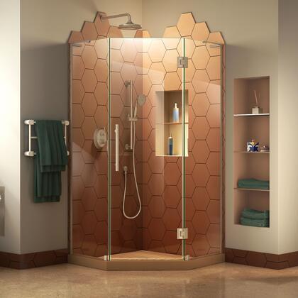 DreamLine Prism Plus Shower Enclosure RS18 BN E