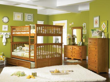 Atlantic Furniture COLFFCL  Full Size Bed