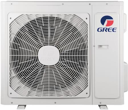 Gree LIVS24HP230V1BO Mini Split Air Conditioner Cooling Area,