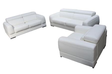 Diamond Sofa CHICAGOSLCW Chicago Living Room Sets