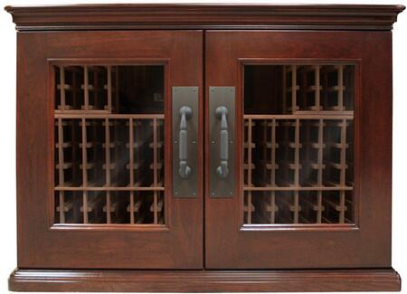 "Vinotemp VINOSONOMA296LBW 63"" Freestanding Wine Cooler"