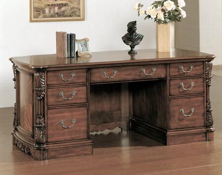 Yuan Tai AN333D Angelina Series Executive Desk  Desk