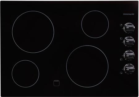 "Frigidaire FFEC3024LB 31"" Electric Cooktop"