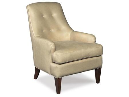 Hooker Furniture CC405-0 Series Transitional-Style Living Room Club Chair