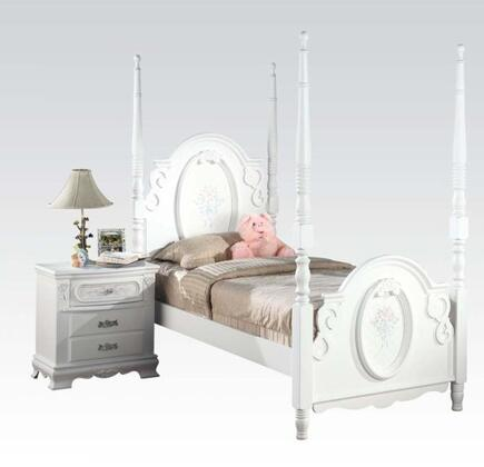 Acme Furniture 01657FN Flora Full Bedroom Sets