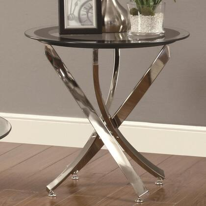 Coaster 702587 Occasional Group 702580 Series Contemporary Round End Table