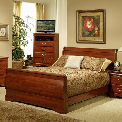 Sandberg 328N Maurice Series  Queen Size Bed