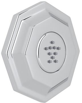 Rohl 24995 Spa Shower Collection Transitional Body Spray with Multi-Directional Spray and Single-Function Pattern in