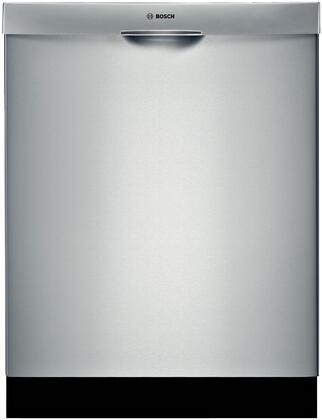 "Bosch SHE43R55UC 24"" 300 Series Built-In Fully Integrated Dishwasher"