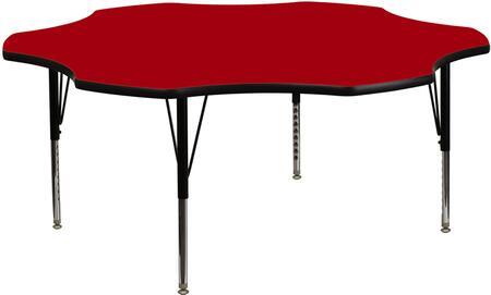 Flash Furniture XUA60FLRREDTPGG