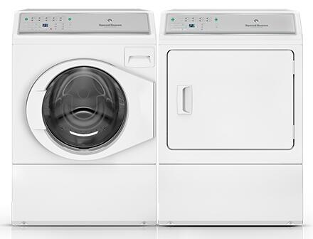 Speed Queen 392789 Washer and Dryer Combos
