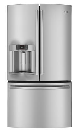 GE Profile PYE23KSDSS French Door Refrigerator | Appliances Connection