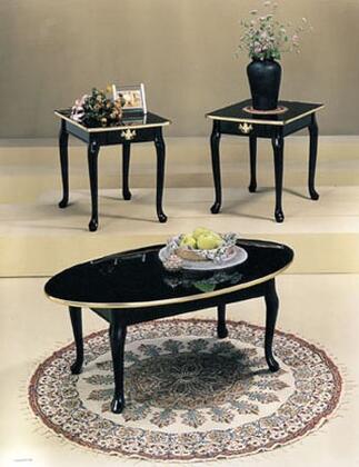Acme Furniture 02075BG  Living Room Table Set