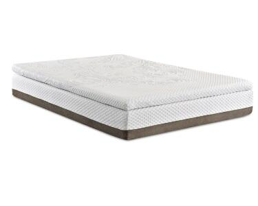 Enso PINNACLEKDKMAT Pinnacle Series King Size Euro Top Mattress