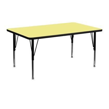 Flash Furniture XUA2448RECYELTPGG