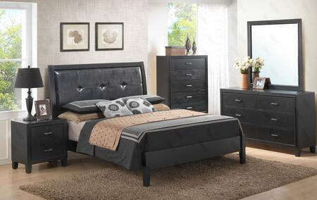 Glory Furniture G1250AFBDMN G1250 Full Bedroom Sets