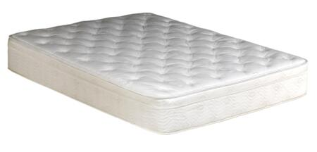 Boyd MS08198TW Mid Fill 167 Series Twin Size Pillow Top Mattress