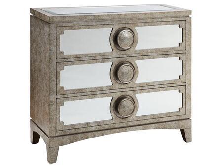 Stein World 12407 Carlton Series Freestanding Wood 3 Drawers Cabinet