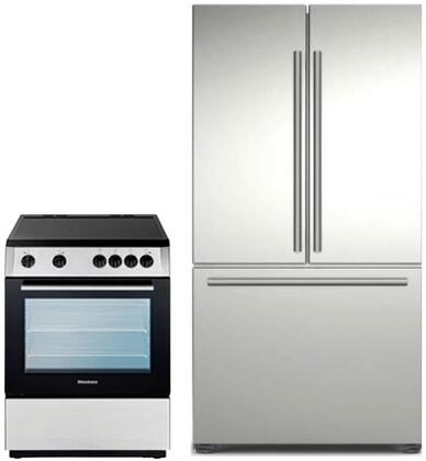 Blomberg 731223 Kitchen Appliance Packages