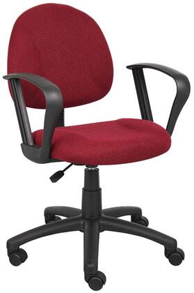 "Boss B317BY 25"" Adjustable Contemporary Office Chair"