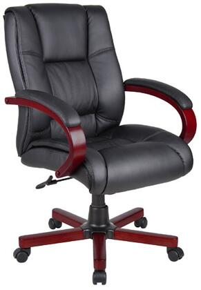 "Boss B8996M 27"" Adjustable Contemporary Office Chair"
