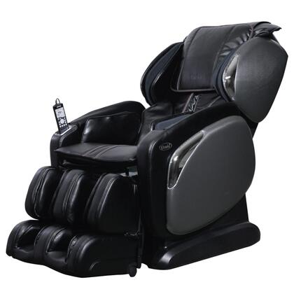 Osaki OS-4000CS Massage Chair with Space Saving Recline, Lumbar Heating Pad, Zero Gravity Positioning, 24 Airbag Massage and 6 Massage Techniques in
