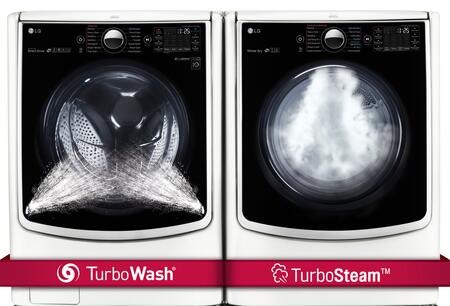 LG 665800 Washer and Dryer Combos