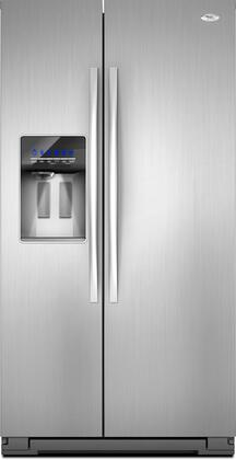 Whirlpool GSF26C4EXF Freestanding Side by Side Refrigerator