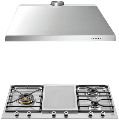 Bertazzoni 708239 Kitchen Appliance Packages
