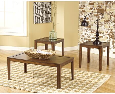 Flash Furniture FSDTS313BNGG Contemporary Living Room Table Set