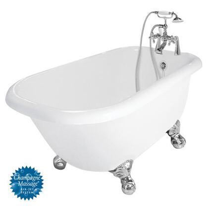 American Bath Factory T040DOBL