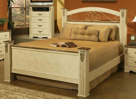 Sandberg 376F Venetian Queen Bedroom Sets