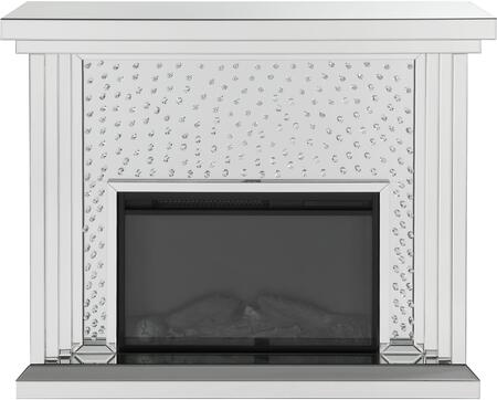 Acme Furniture Nysa Fireplace