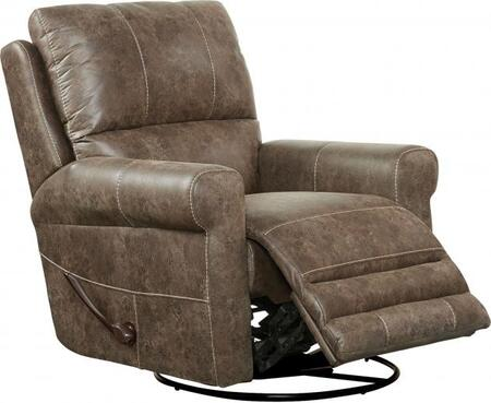 Catnapper 47535130456330456 Maddie Series Faux Leather Metal Frame  Recliners