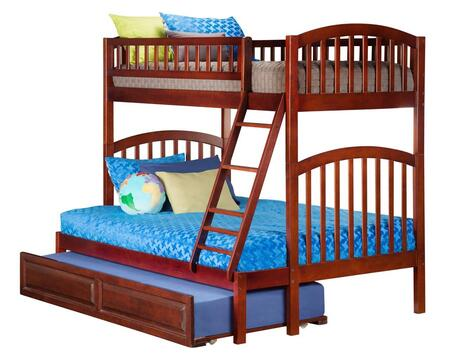 Atlantic Furniture AB64234  Twin over Full Size Bunk Bed