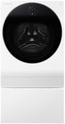 LG Signature 801240 Washer and Dryer Combos