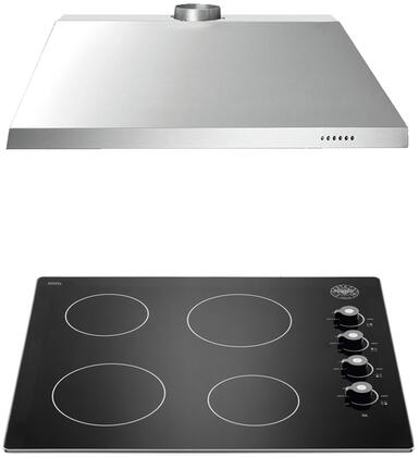 Bertazzoni 708267 Professional Kitchen Appliance Packages