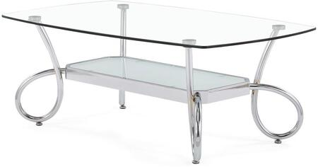 Global Furniture USA 559C Modern Table