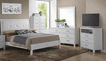 Glory Furniture G1275AKBDMTV G1275 King Bedroom Sets