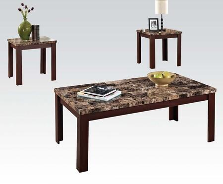 Acme Furniture 80319  Living Room Table Set